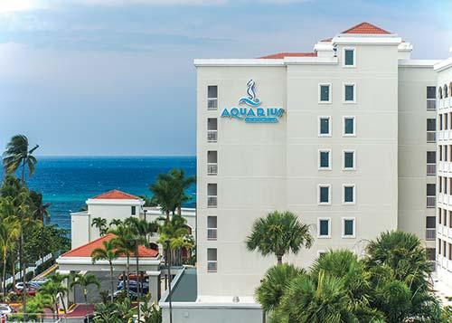 Club La Costa Resort Directory Aquarius Vacation Club At Dorado Del Mar Beach Resort